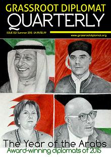 Grassroot Diplomat Quarterly