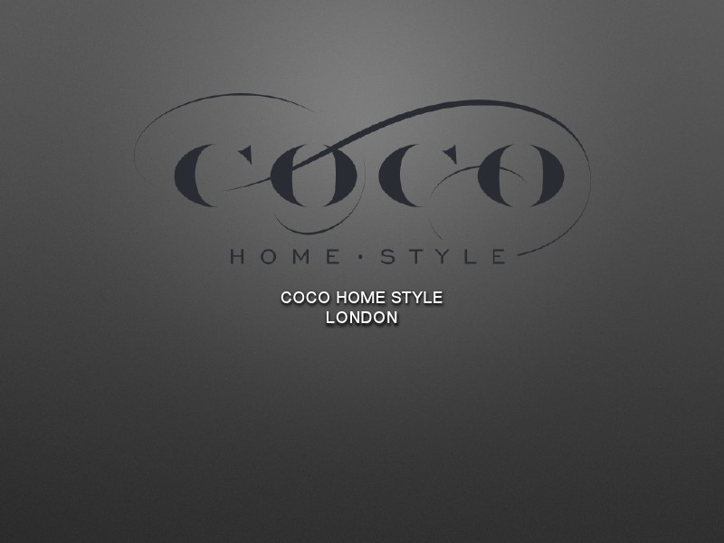 Coco Home Style, Mathilde M UK September 2014