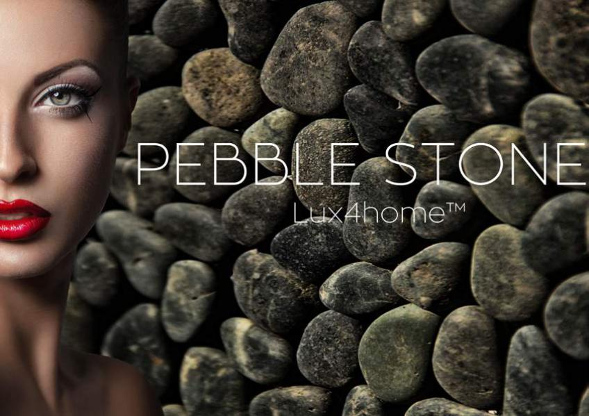 River Stone Sinks & Bathtubs - Lux4home Pebble Tiles
