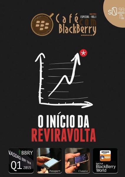 Café com BlackBerry Edição Especial Vol.1, Agosto 2014