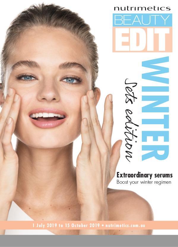 Beauty Edit Winter AUS