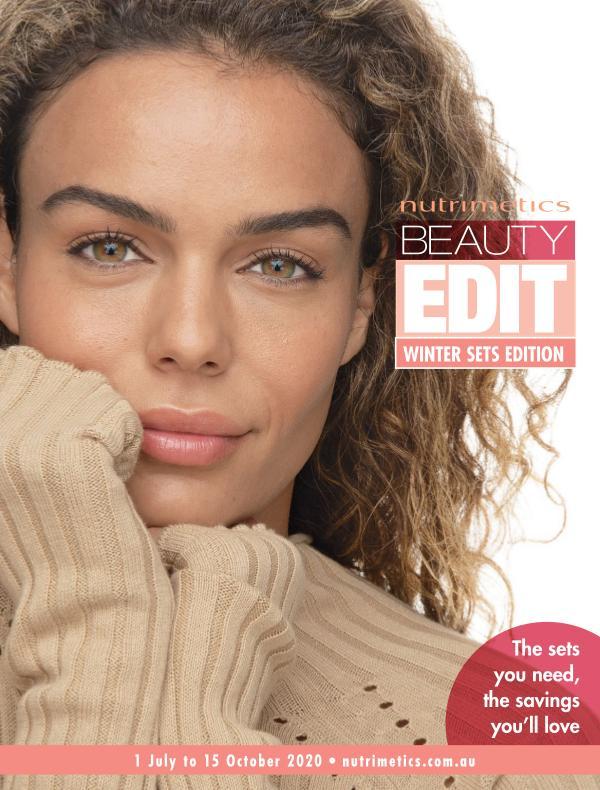 Winter Edition Beauty Edit