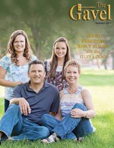 The State Bar Association of North Dakota Summer 2013 Gavel Magazine