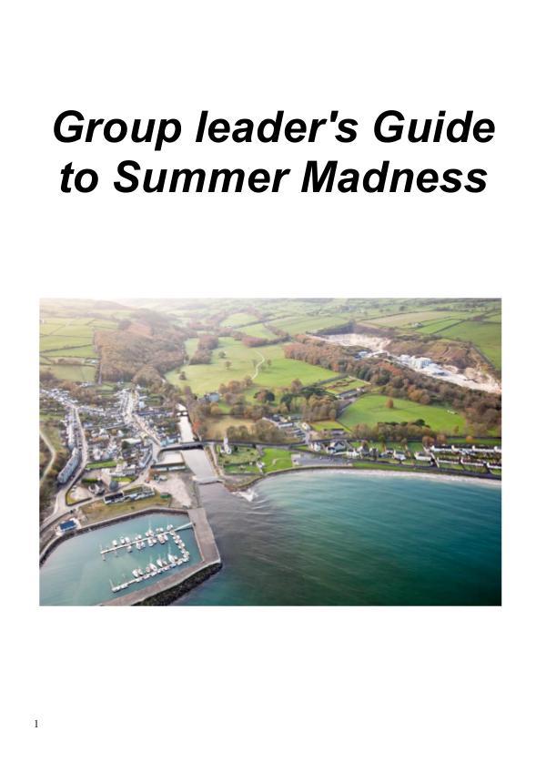 SM leaders' resources Leadersguideglenarm