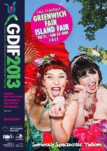 GDIF2013 Greenwich Fair