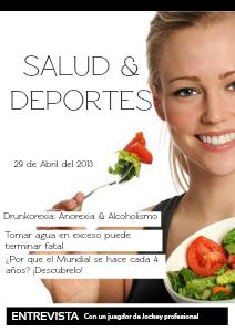 Salud & Deportes April. 2013