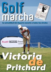 Golf Marcha Audi Canal+ Tour Canarias