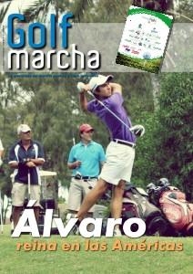 Golf Marcha Álvaro reina en Las Américas