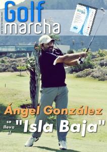 Golf Marcha Ángel González se lleva el \
