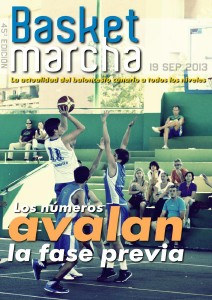 Basket en Marcha 19 septiembre, 2013