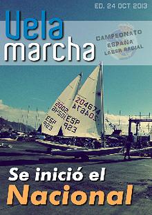 Campeonato España Láser Radial 2013