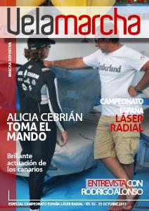 Campeonato España Láser Radial 2013 25 octubre, 2013