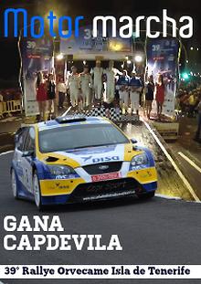39º Rallye Isla Tenerife 2013
