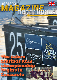 Calero Marinas 2013 RC44 World Championship