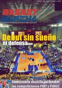 Basket en Marcha 09 octubre, 2012