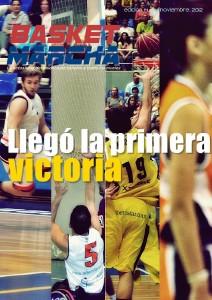 Basket en Marcha 14 noviembre, 2012
