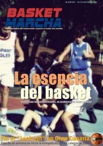 Basket en Marcha 21 noviembre, 2012
