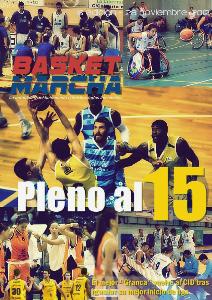 Basket en Marcha 28 noviembre, 2012