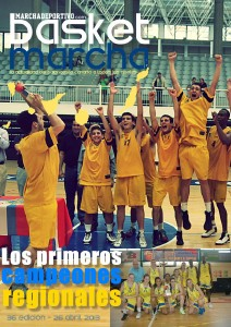 Basket en Marcha 26 abril, 2013