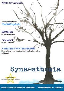 Synaesthesia Magazine Winter