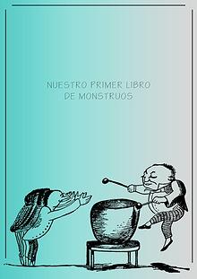 Nuestro primer libro de monstruos