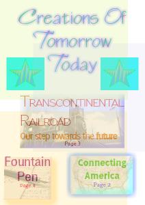 English Project Transcontinental Railroad
