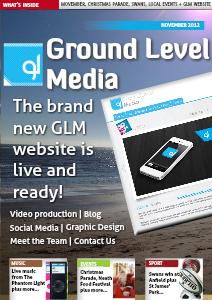 Ground Level Media November 2012 November 2012