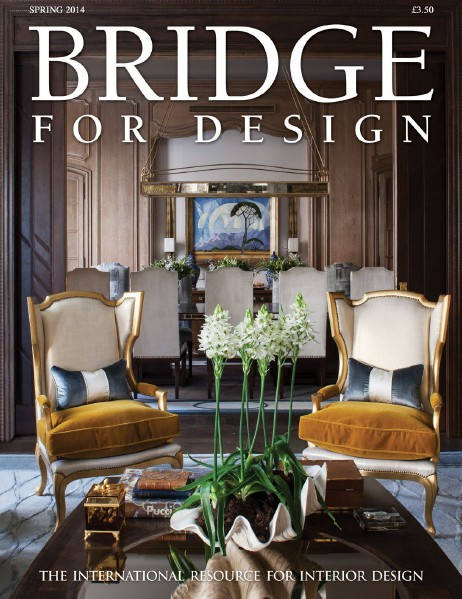 Bridge For Design Spring 2014 Bridge For Design Spring 2014 Issue