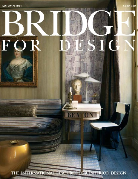 Bridge For Design Autumn 2014 Bridge For Design Autumn 2014 Issue