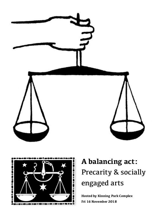 Precarity in social art precarity in social art zine final
