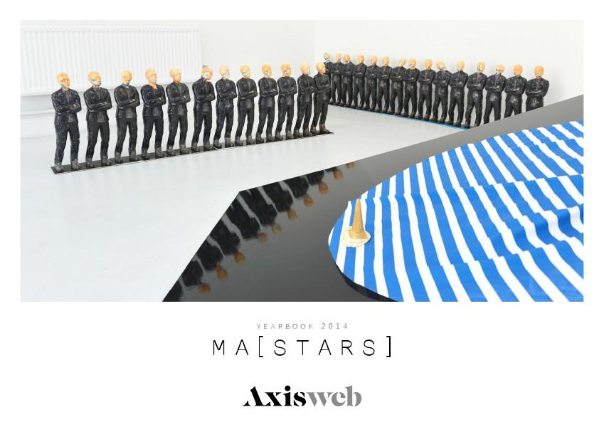 MAstars Yearbook 2014