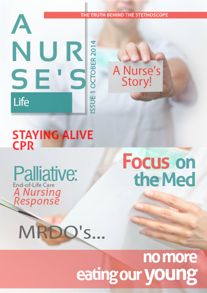 A Nurse's Life: Magazine Volume 1