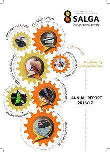 SALGA annual report 2016/17