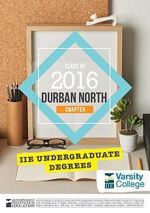 Varsity College DBN NORTH Yearbook
