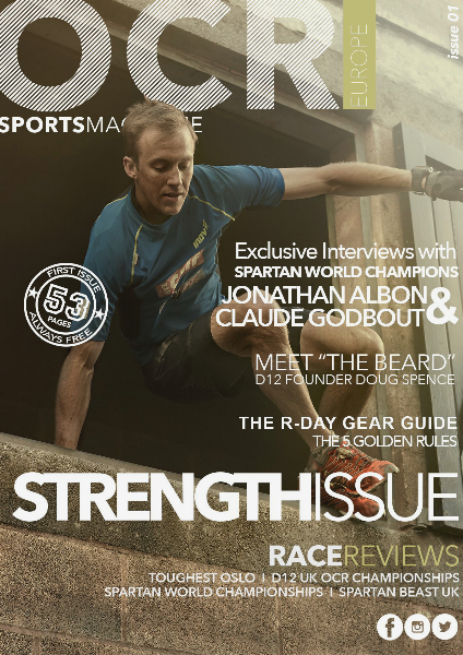 OCR Europe Sports Magazine October 2014