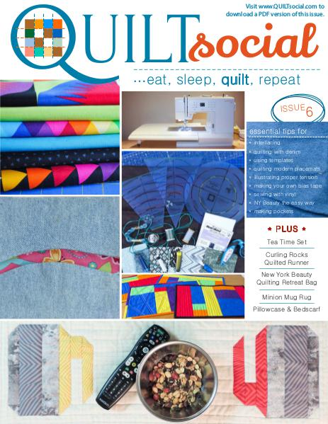 QUILTsocial Issue 6