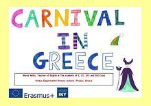 Carnival in Greece!