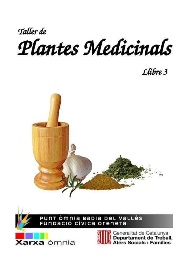 Plantes Medicinals 3 Plantes Medicinals. Llibre 3