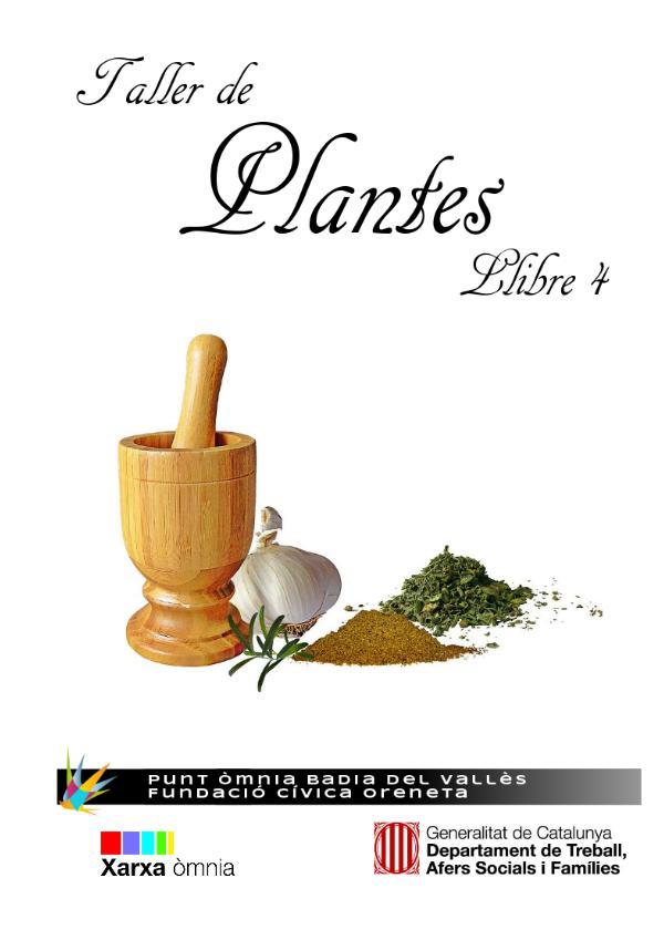 Plantes Medicinals 4 Llibre 4 Plantes medicinals