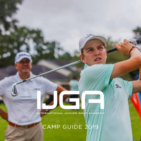 IJGA Camp Guide IJGA Camp Guide 2019