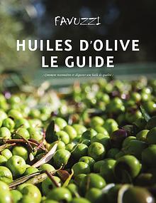 Huile d'olive le guide Favuzzi