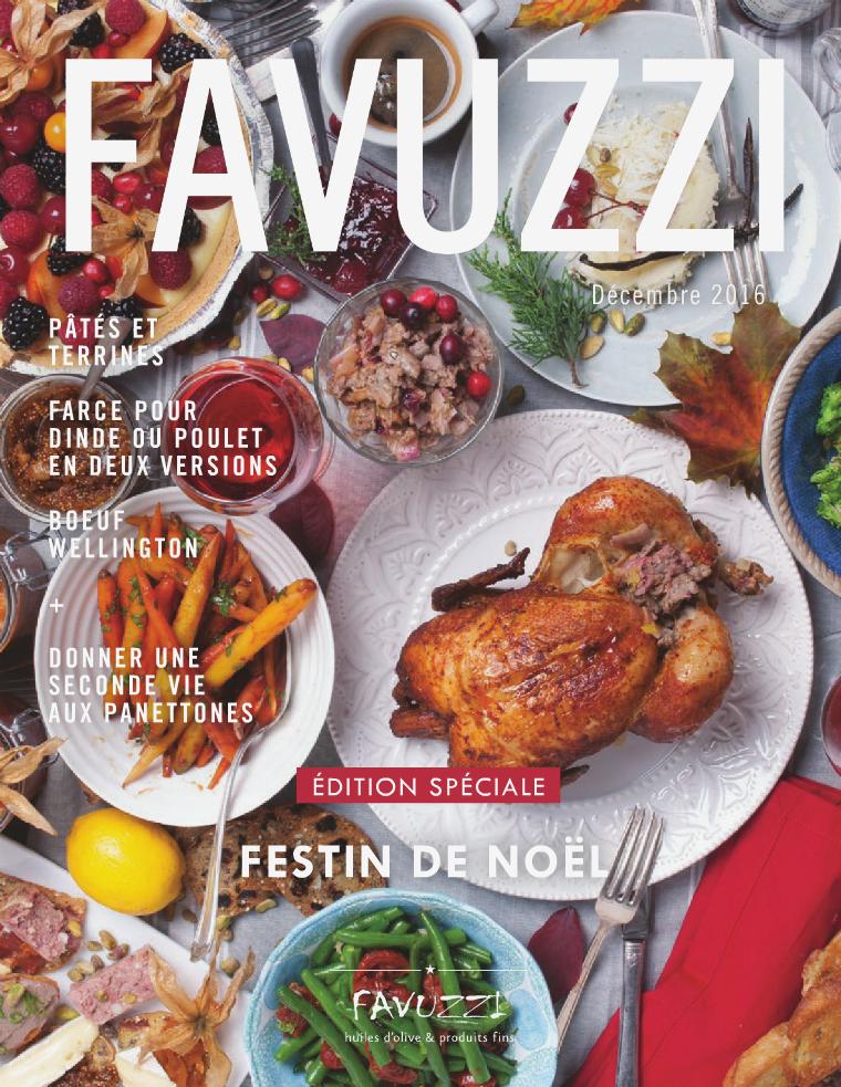 Magazine Favuzzi Decembre 2016