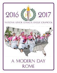 National Junior Classical League Scrapbooks