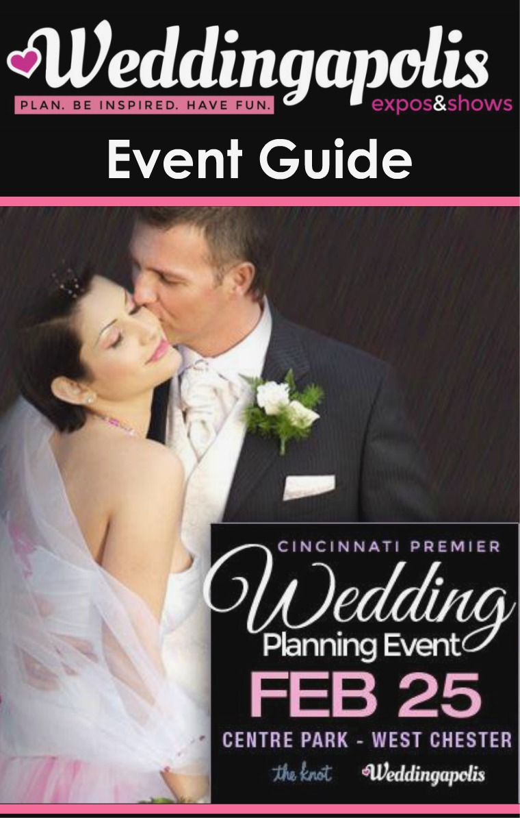 Weddingapolis Cincinnati's Wedding Planning Event