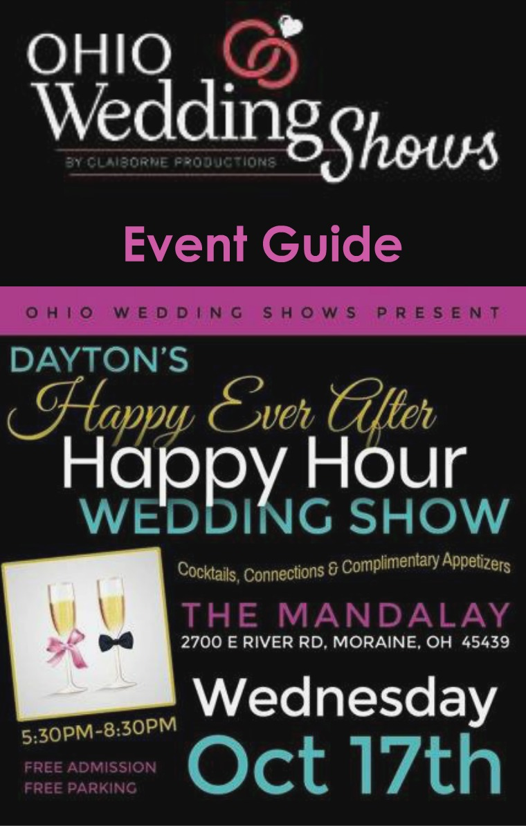 Ohio Wedding Shows Dayton's Wedding Happy Hour