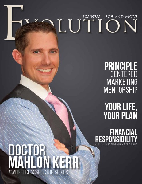 Evolution MD Dr. Mahlon A. Kerr