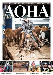 AQHA Magazine July August 2019