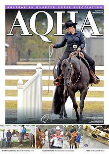 AQHA MAGAZINE March / April 2020