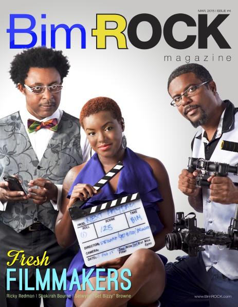 BimROCK Magazine Issue #4 Fresh