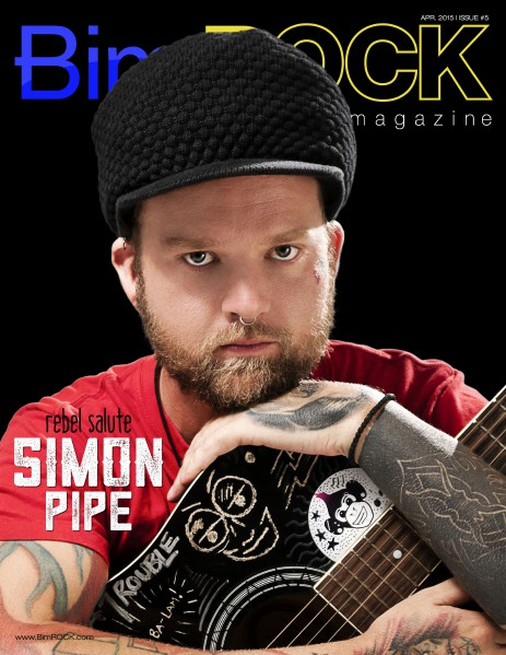 BimROCK Magazine Issue #5 Rebel Salute